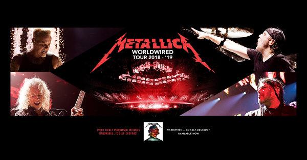 None -  Win Metallica Tickets