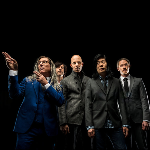 None - Win A Perfect Circle tickets!