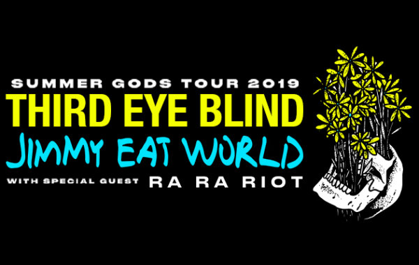 None - Win Third Eye Blind & Jimmy Eat World Tickets!