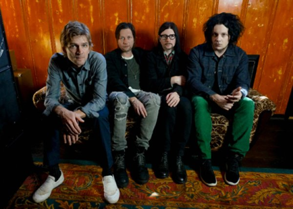 None - Win The Raconteurs Tickets!