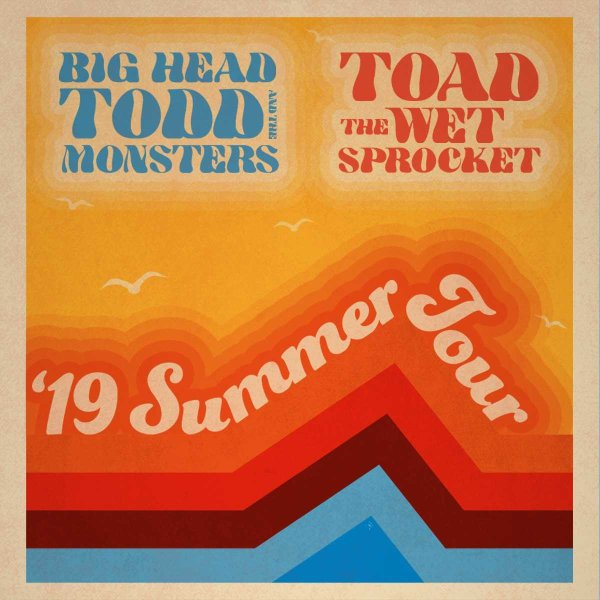 None - Win Big Head Todd and the Monsters and Toad the Wet Sprocket Tickets!