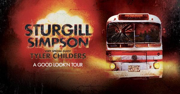 None - Win Sturgill Simpson Tickets!