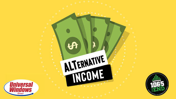 None -  Listen to Win $1,000 of ALTernative Income Every Hour!