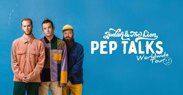 None - Win Judah & the Lion Tickets!