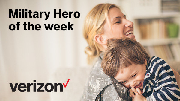 None -  Military Hero Of The Week
