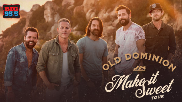 None -  Enter for your chance to win tickets to see Old Dominion at Allstate Arena on 1.18.19!