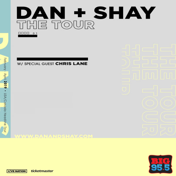 None - Enter for your chance to win tickets to see Dan + Shay at the Rosemont Theatre on 3.30.19!