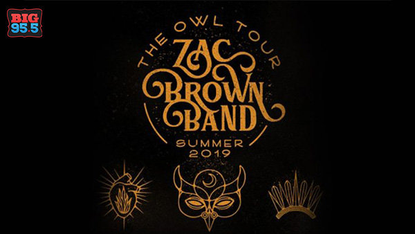 None -  Win Tickets: Zac Brown Band at Hollywood Casino Amphitheatre on 6.29.19!