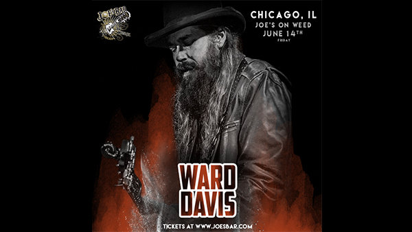 None - Win Tickets: Ward Davis at Joe's on Weed St. on 6.14.19!