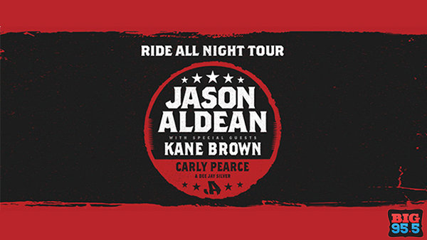 None - Win Tickets: Jason Aldean at the Hollywood Casino Ampitheatre on 9.27.19!
