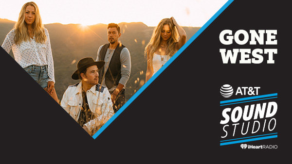 None - Win Tickets: Gone West in the AT&T Sound Studio on 6.11.19
