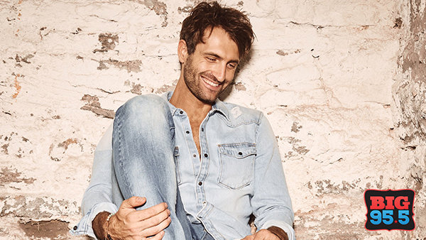 None - Win Tickets: BIG 95.5 Presents Ryan Hurd at Joe's on Weed St. on 2.27.20