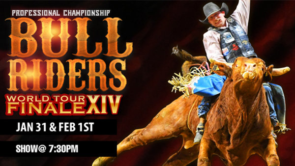 None - Win Tickets: 4 Tickets to Professional Bull Riders on 1.31.20 at the Sears Center!