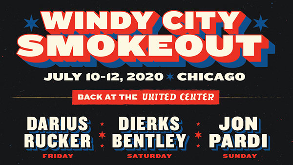 image for Win Tickets: 3-Day Passes to Windy City Smokeout July 10th-12th, 2020!