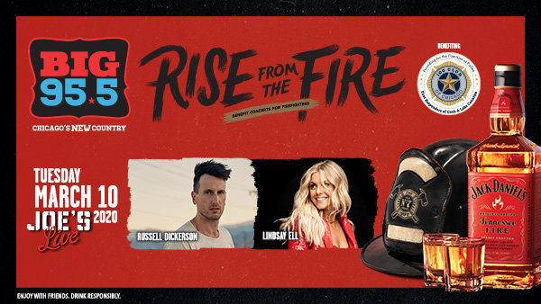image for Win Tickets: Rise From the Fire 3.10.20 at Joe's Live