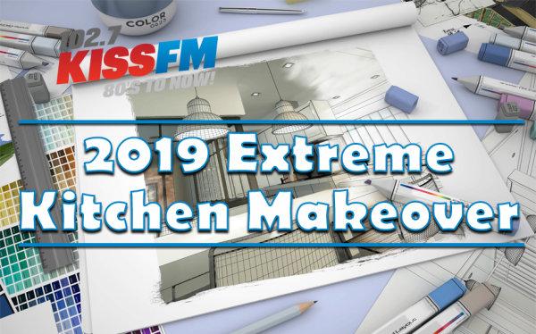 None - KISS-FM Extreme Kitchen Makeover 2019