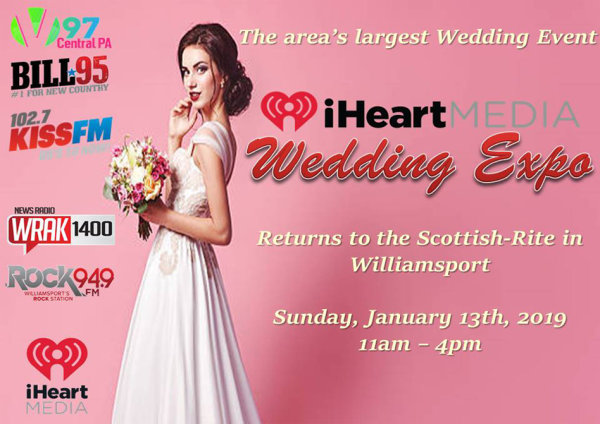 None - 2019 iHeartMedia Wedding Expo!