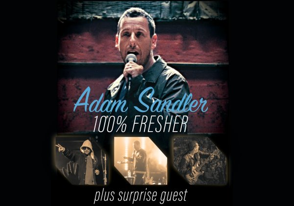 None -  Adam Sandler - '100% Fresher' at the Giant Center 6/22!