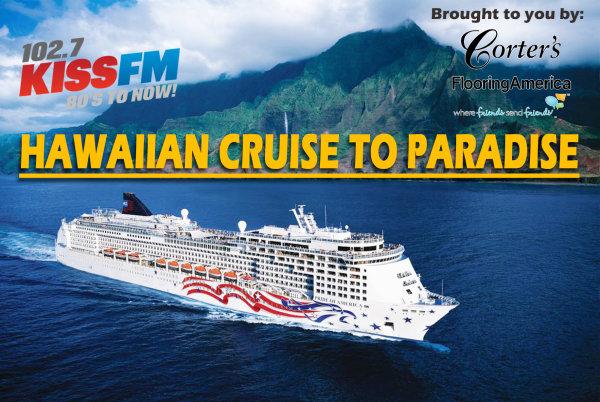 None -  Corter's Flooring America Hawaiian Cruise to Paradise!