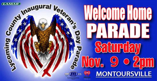 None - 2019 Lycoming County Veteran's Parade