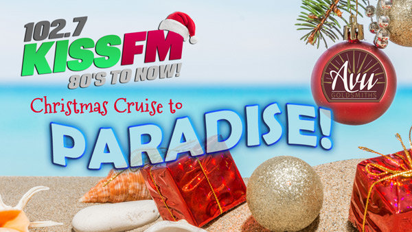 None - Win a Christmas Cruise To Paradise!