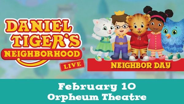 None - Win Tickets To Daniel Tiger's Neighborhood with Don Guidas!