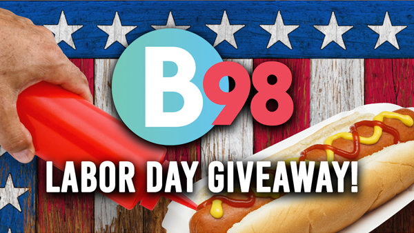 None - B98 Labor Day Giveaway!