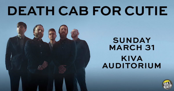 None - Win Death Cab For Cutie Tickets