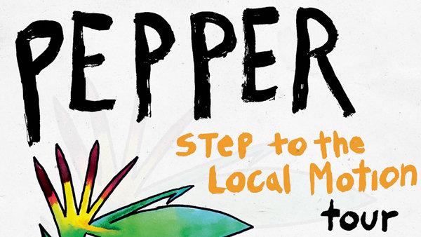 None - Win Pepper Tickets