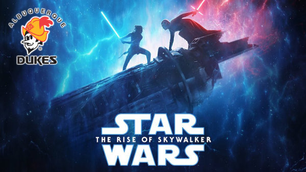 None - Star Wars: The Rise Of Skywalker Exclusive Edge Screening Sponsored by The Albuquerque Dukes Store