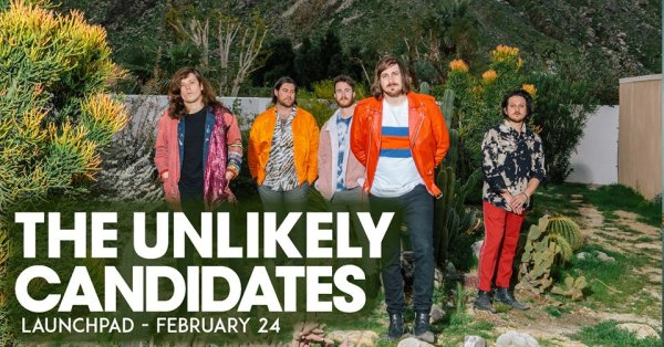 None - Win The Unlikely Candidates Tickets