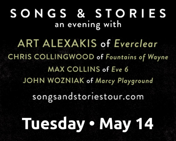 None - Win Tickets for the Songs & Stories Tour!