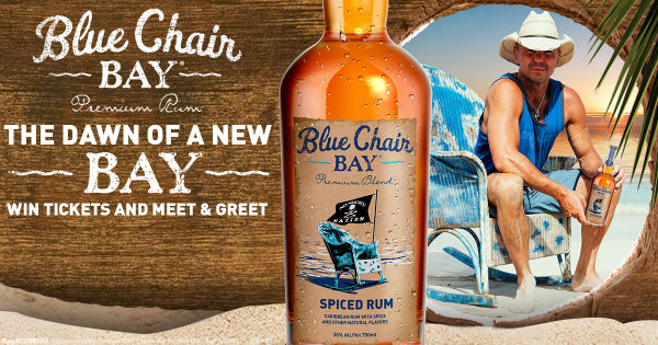 None - Win Kenny Chesney Tickets courtesy of Blue Chair Bay Spiced Rum