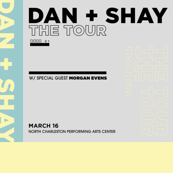 None - Dan + Shay at the PAC