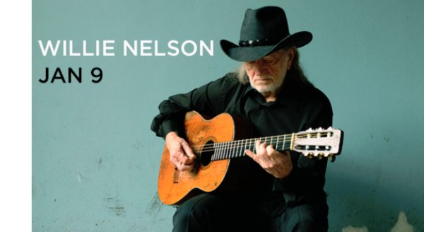 None - Willie Nelson & Family at the North Charleston Performing Arts Center