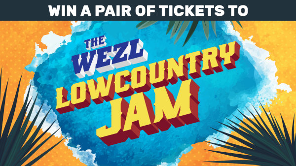 None - Win Your Way into the WEZL's Lowcountry Jam!