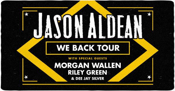 None - Jason Aldean: We Back Tour