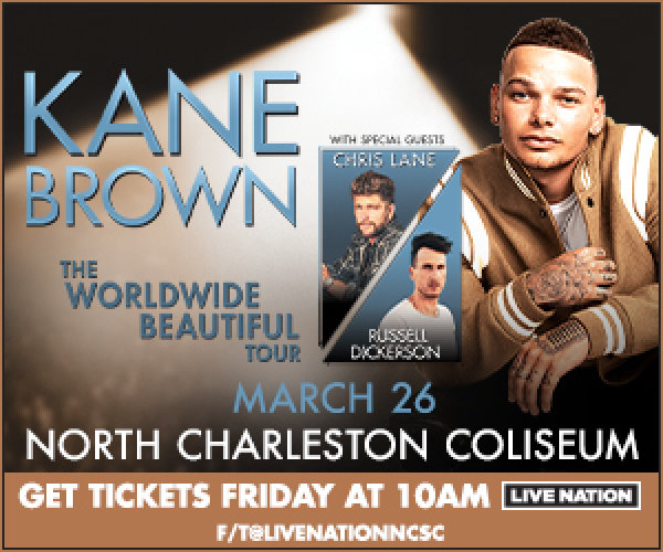 image for Kane Brown at the North Charleston Coliseum
