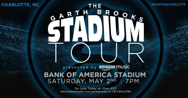 None - The Garth Brooks Stadium Tour