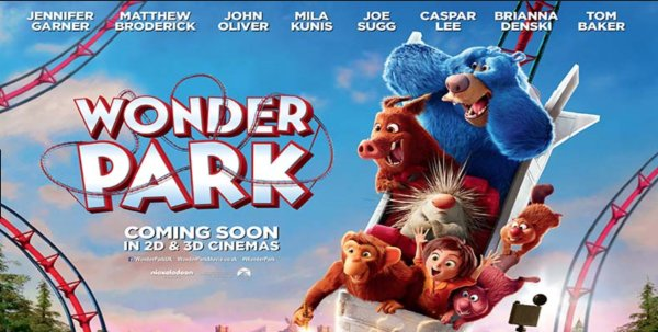 None - See the movie WONDER PARK and win a trip to Mall of America!