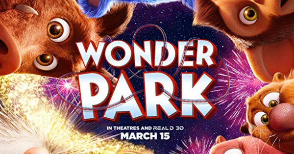None - Win passes to see Wonder Park plus a trip to Mall of America!