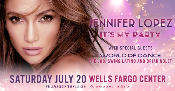 None - Win a pair of tickets to celebrate Jennifer Lopez's 50th Birthday!