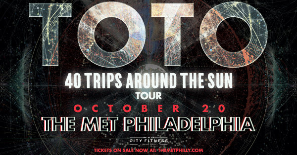 None - Win A Pair of Tickets to See TOTO Live in Concert!