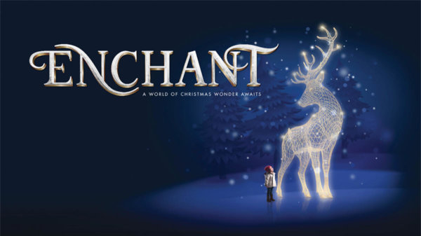 None - Listen To Win Tickets To Enchant Christmas Maze & Market!
