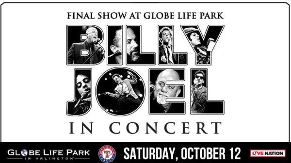 None - Listen To Win Billy Joel Tickets!