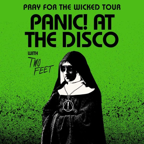 None - Win a pair of tickets to see Panic! At The Disco at US Bank Arena!