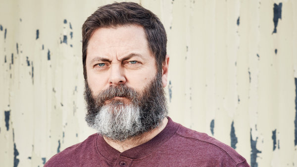 None - Win a pair of tickets to see Nick Offerman at Taft Theatre!