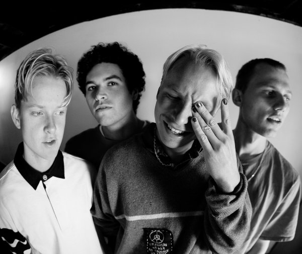 None - Win a pair of tickets to see SWMRS at 20th Century Theater!