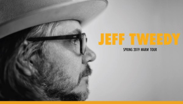 None - Win a pair of tickets to see Jeff Tweedy at Music Hall Ballroom!