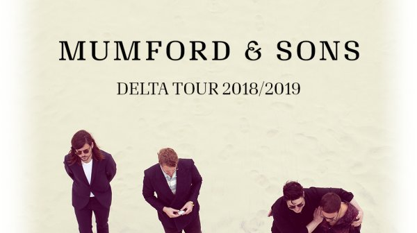 None - Win a pair of tickets to see Mumford & Sons at Rupp Arena!